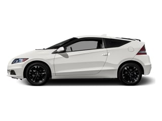 Premium White Pearl 2015 Honda CR-Z Pictures CR-Z Coupe 2D EX I4 Hybrid photos side view