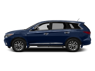Hermosa Blue 2015 INFINITI QX60 Pictures QX60 Utility 4D AWD V6 photos side view