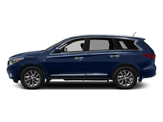 Hermosa Blue 2015 INFINITI QX60 Pictures QX60 Utility 4D 2WD V6 photos side view
