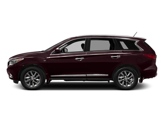 Midnight Garnet 2015 INFINITI QX60 Pictures QX60 Utility 4D AWD V6 photos side view