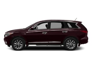 Midnight Garnet 2015 INFINITI QX60 Pictures QX60 Utility 4D 2WD V6 photos side view