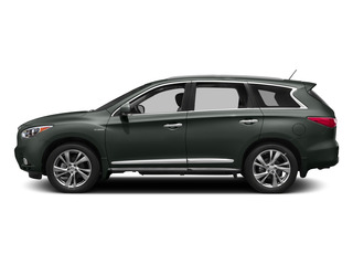 Emerald Graphite 2015 INFINITI QX60 Pictures QX60 Utility 4D Hybrid AWD I4 photos side view