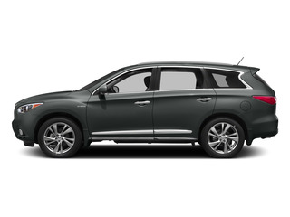 Graphite Shadow 2015 INFINITI QX60 Pictures QX60 Utility 4D Hybrid AWD I4 photos side view