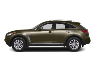 Umbria Twilight 2015 INFINITI QX70 Pictures QX70 Utility 4D AWD V6 photos side view