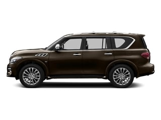 Dakar Bronze 2015 INFINITI QX80 Pictures QX80 Utility 4D AWD V8 photos side view