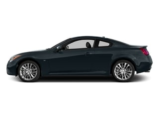Blue Slate 2015 INFINITI Q60 Coupe Pictures Q60 Coupe 2D Sport V6 photos side view