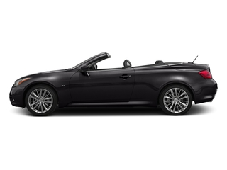 Malbec Black 2015 INFINITI Q60 Convertible Pictures Q60 Convertible Convertible 2D Sport V6 photos side view