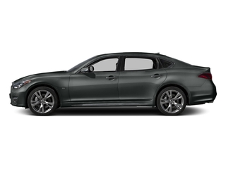 Graphite Shadow 2015 INFINITI Q70L Pictures Q70L Sedan 4D LWB AWD V8 photos side view