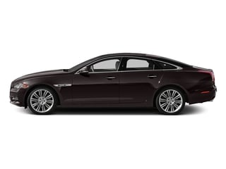Caviar Metallic 2015 Jaguar XJ Pictures XJ Sedan 4D V6 photos side view