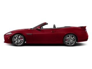Italian Racing Red 2015 Jaguar XK Pictures XK Convertible 2D XKR-S V8 Supercharged photos side view