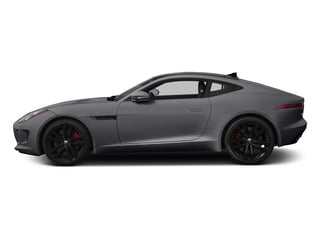 Lunar Gray Metallic 2015 Jaguar F-TYPE Pictures F-TYPE Coupe 2D R V8 photos side view