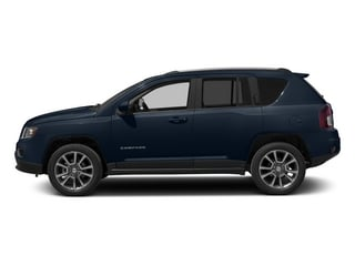 True Blue Pearlcoat 2015 Jeep Compass Pictures Compass Utility 4D High Altitude 2WD photos side view