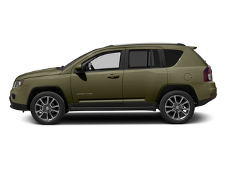 Eco Green Pearlcoat 2015 Jeep Compass Pictures Compass Utility 4D Limited 4WD photos side view