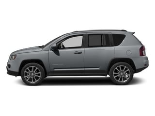 Billet Silver Metallic Clearcoat 2015 Jeep Compass Pictures Compass Utility 4D Limited 4WD photos side view
