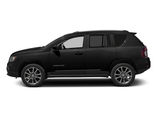 Black Clearcoat 2015 Jeep Compass Pictures Compass Utility 4D High Altitude 2WD photos side view