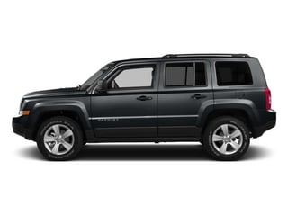 Maximum Steel Metallic Clearcoat 2015 Jeep Patriot Pictures Patriot Utility 4D Sport 4WD photos side view