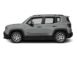 Glacier Metallic 2015 Jeep Renegade Pictures Renegade Utility 4D Limited AWD I4 photos side view