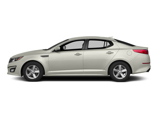 Snow White Pearl 2015 Kia Optima Pictures Optima Sedan 4D SX I4 photos side view