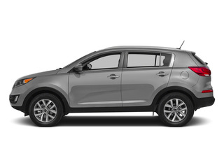 Mineral Silver 2015 Kia Sportage Pictures Sportage Utility 4D SX 2WD I4 Turbo photos side view