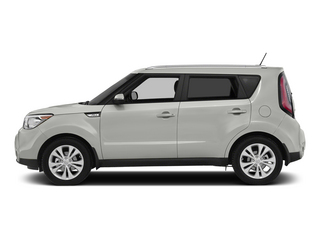 Clear White 2015 Kia Soul Pictures Soul Wagon 4D + I4 photos side view