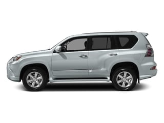 Silver Lining Metallic 2015 Lexus GX 460 Pictures GX 460 Utility 4D Premium 4WD V8 photos side view