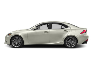 Starfire Pearl 2015 Lexus IS 250 Pictures IS 250 Sedan 4D IS250 V6 photos side view