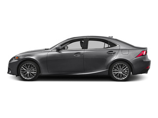 Nebula Gray Pearl 2015 Lexus IS 250 Pictures IS 250 Sedan 4D IS250 V6 photos side view
