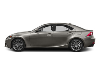 Atomic Silver 2015 Lexus IS 250 Pictures IS 250 Sedan 4D IS250 V6 photos side view