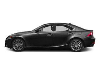 Obsidian 2015 Lexus IS 250 Pictures IS 250 Sedan 4D IS250 V6 photos side view