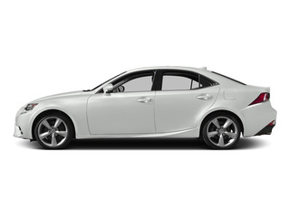 Starfire Pearl 2015 Lexus IS 350 Pictures IS 350 Sedan 4D IS350 V6 photos side view