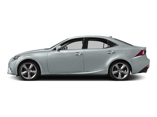 Silver Lining Metallic 2015 Lexus IS 350 Pictures IS 350 Sedan 4D IS350 V6 photos side view