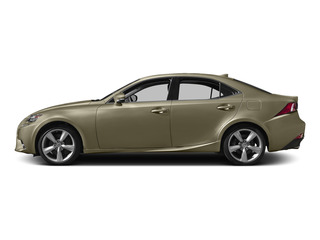 Atomic Silver 2015 Lexus IS 350 Pictures IS 350 Sedan 4D IS350 V6 photos side view