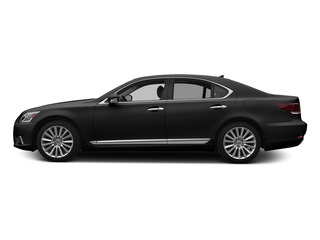 Obsidian 2015 Lexus LS 460 Pictures LS 460 Sedan 4D LS460 V8 photos side view