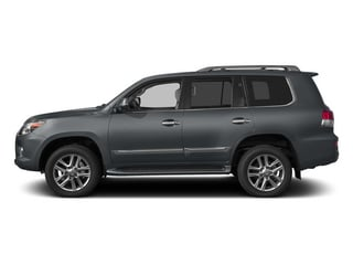 Nebula Gray Pearl 2015 Lexus LX 570 Pictures LX 570 Utility 4D 4WD V8 photos side view