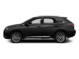Obsidian 2015 Lexus RX 350 Pictures RX 350 Utility 4D 2WD V6 photos side view