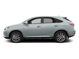 Silver Lining Metallic 2015 Lexus RX 350 Pictures RX 350 Utility 4D AWD V6 photos side view