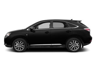 Obsidian 2015 Lexus RX 350 Pictures RX 350 Utility 4D AWD V6 photos side view