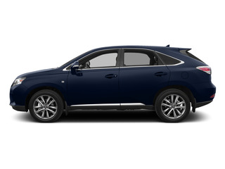 Deep Sea Mica 2015 Lexus RX 350 Pictures RX 350 Utility 4D AWD V6 photos side view