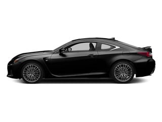 Obsidian 2015 Lexus RC F Pictures RC F Coupe 2D RC-F V8 photos side view