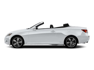 Ultra White 2015 Lexus IS 350C Pictures IS 350C Convertible 2D IS350 V6 photos side view