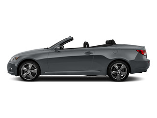 Nebula Gray Pearl 2015 Lexus IS 350C Pictures IS 350C Convertible 2D IS350 V6 photos side view