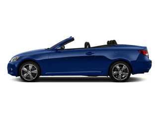Ultrasonic Blue 2015 Lexus IS 350C Pictures IS 350C Convertible 2D IS350 V6 photos side view