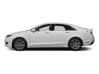 Confidential White 2015 Lincoln MKZ Pictures MKZ Sedan 4D Black Label AWD V6 photos side view