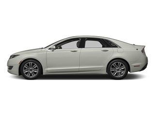 Crystal Silver 2015 Lincoln MKZ Pictures MKZ Sedan 4D Black Label AWD V6 photos side view