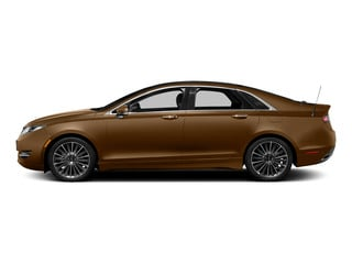 Bronze Fire Metallic Tinted Clearcoat 2015 Lincoln MKZ Pictures MKZ Sedan 4D I4 Hybrid photos side view