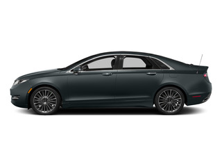 Guard Metallic 2015 Lincoln MKZ Pictures MKZ Sedan 4D I4 Hybrid photos side view