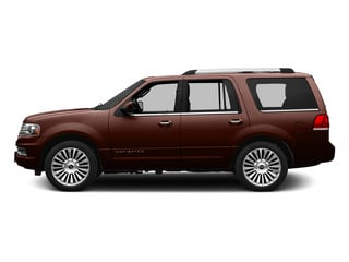 Java Metallic 2015 Lincoln Navigator Pictures Navigator Utility 4D Select 2WD V6 Turbo photos side view
