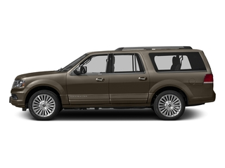 Java Metallic 2015 Lincoln Navigator L Pictures Navigator L Utility 4D Select 2WD V6 Turbo photos side view