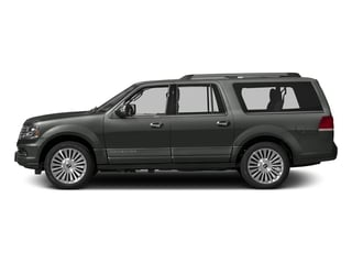 Magnetic Metallic 2015 Lincoln Navigator L Pictures Navigator L Utility 4D Select 2WD V6 Turbo photos side view
