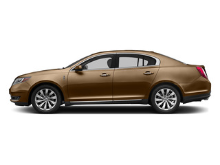 Bronze Fire Tri-Coat 2015 Lincoln MKS Pictures MKS Sedan 4D V6 photos side view